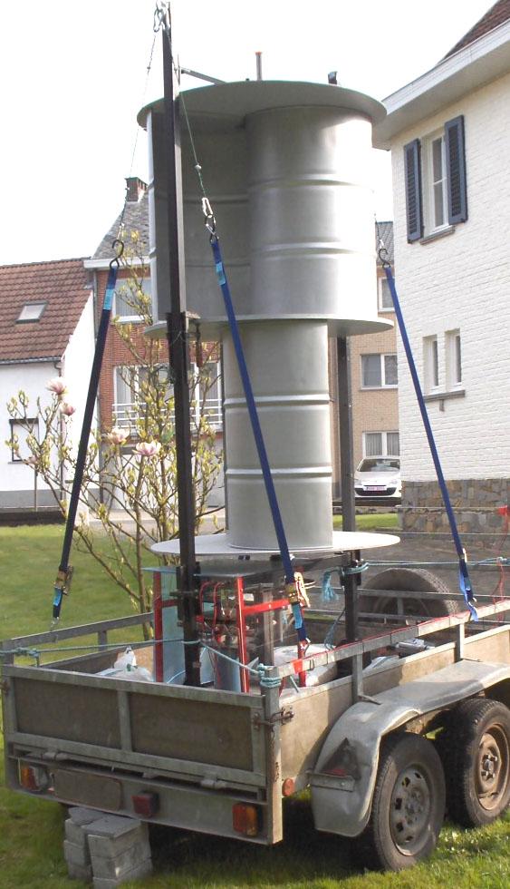 DIY Wind Turbines, savonius, DIY water wheels, Darrieus wind